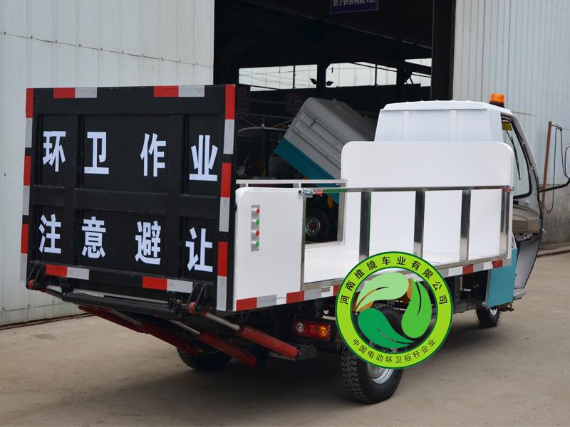 运桶车厂家-许昌物超所值的垃圾桶运输车批售