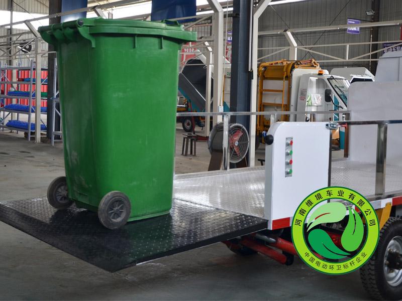 浙江运桶车,销量好的垃圾桶运输车价格怎么样