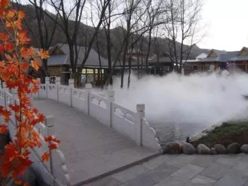 景观人造雾|景观人工造雾