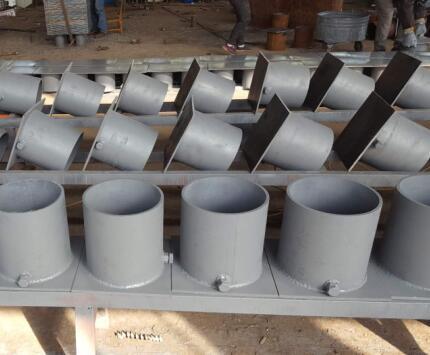 下梁临时沙筒支座加工-河北耐用的下梁临时沙筒支座供应