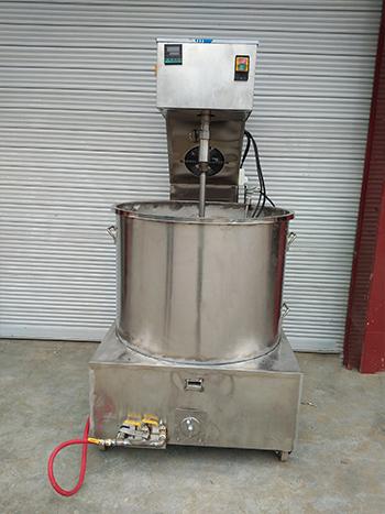 样式新颖的机械炒料机-超值的平锅火锅炒料机明强机械供应
