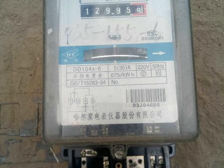哪里有回收废电表的厂家?