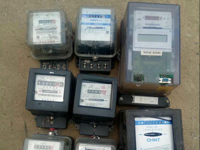 临沂回收废电表公司推荐,河南回收电表价格
