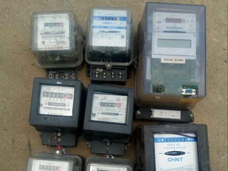 回收电表行业的发展趋势