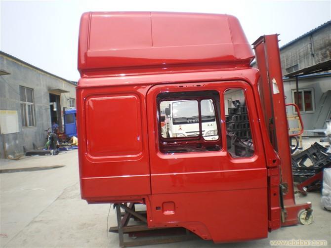 德龍F2000駕駛室總成 鑫達重型汽車配件提供合格的德龍駕駛室總成