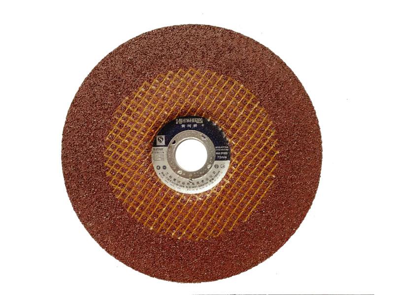 甘肅砂布廠家-想買實惠的磨光片-就來蘭州黃河砂布