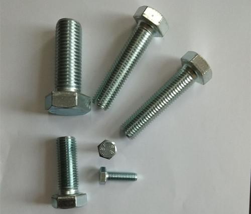 镀锌螺栓生产厂家——紧固件专家 尺度镀锌螺栓