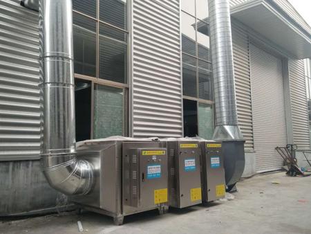 微波光氧废气处理设备