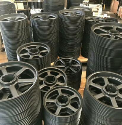 潍坊欧标皮带轮|恒发传动件欧标皮带轮厂家