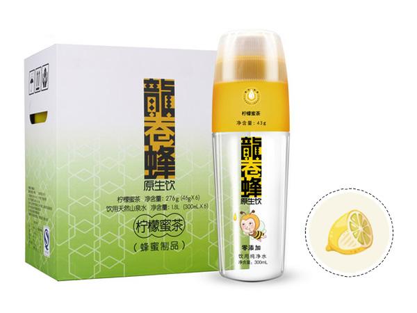 龍卷蜂檸檬蜜茶
