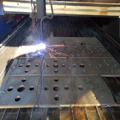 钢板剪切件