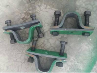 25U型钢卡缆