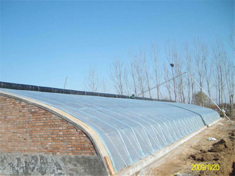全钢架冬暖式温室大棚承建厂家-冬暖温室建设价格-简易大棚建设