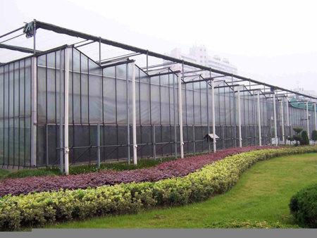 玻璃温室大棚建设的原则