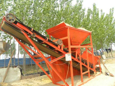 潍坊矿沙机械-鑫耀机械高性价筛沙机出售