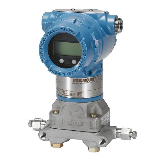 哪里可以买到优惠的3051CD压力变送器 葫芦岛罗斯蒙特3051CD压力、差压变送器