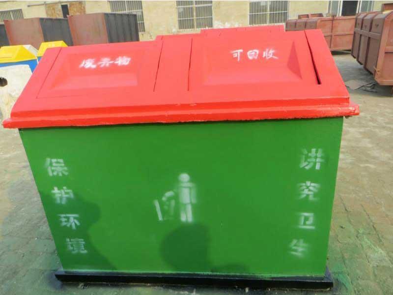 河北京通玻璃钢户外垃圾箱直销定制质量保证