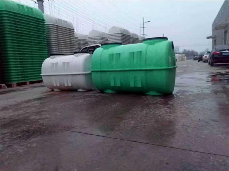 河北京模压化粪池批发定制质量保证