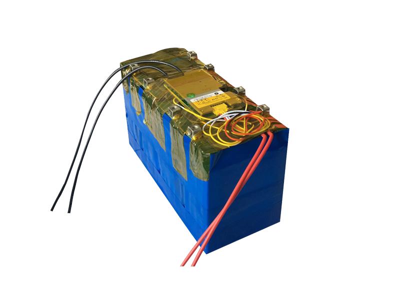 12.8V 50Ah 4S5P 醫療器械儲能電池組
