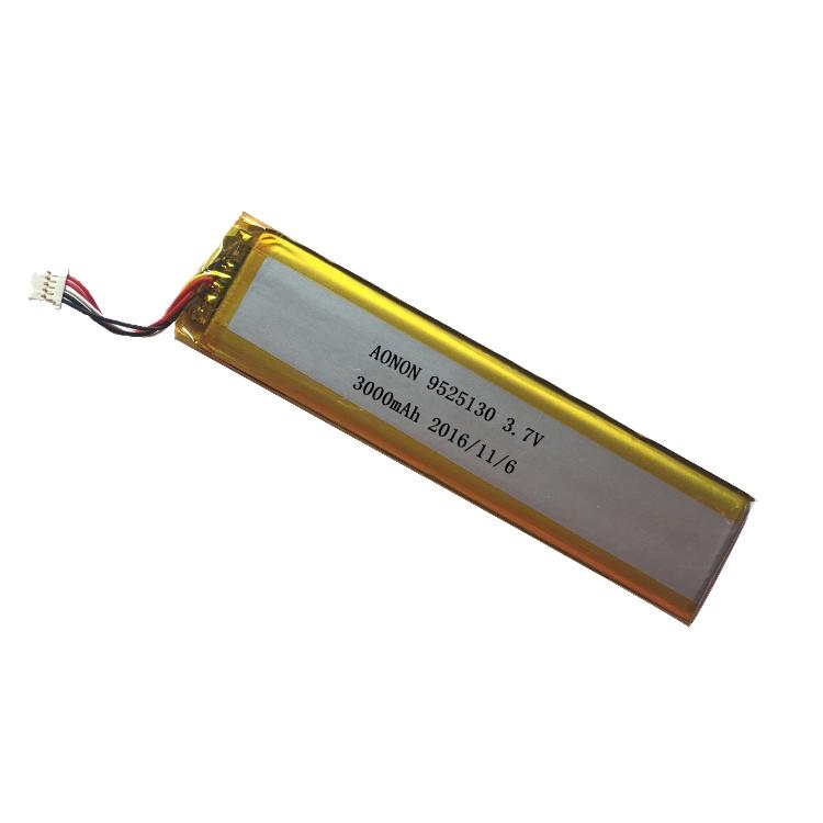 3.7V  -3100mAhVR一体机电池