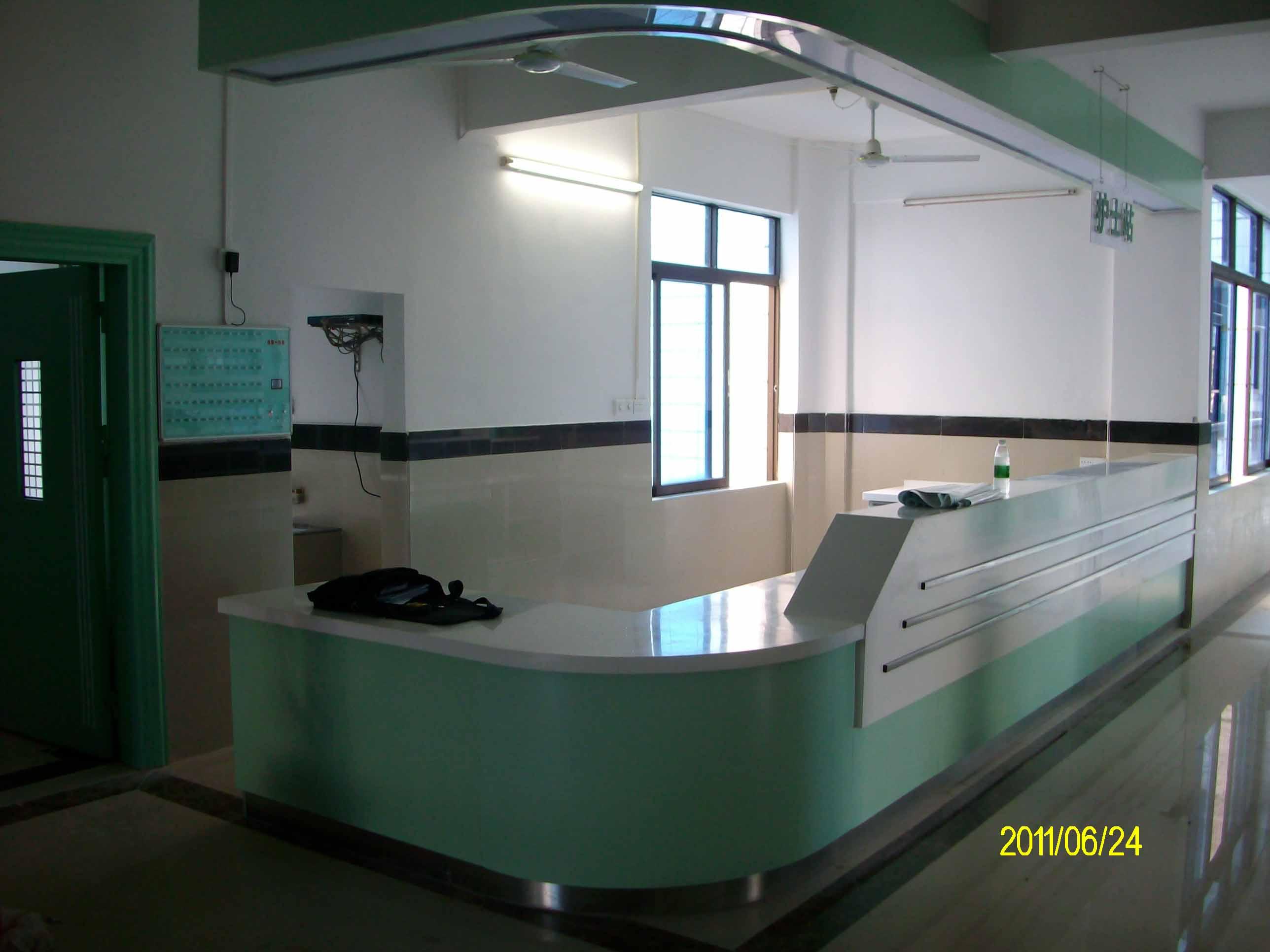 护士台的设备采购