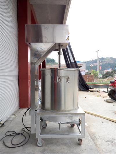明强机械质量良好的简易型平底炒料机出售|崭新的简易型平底炒料机