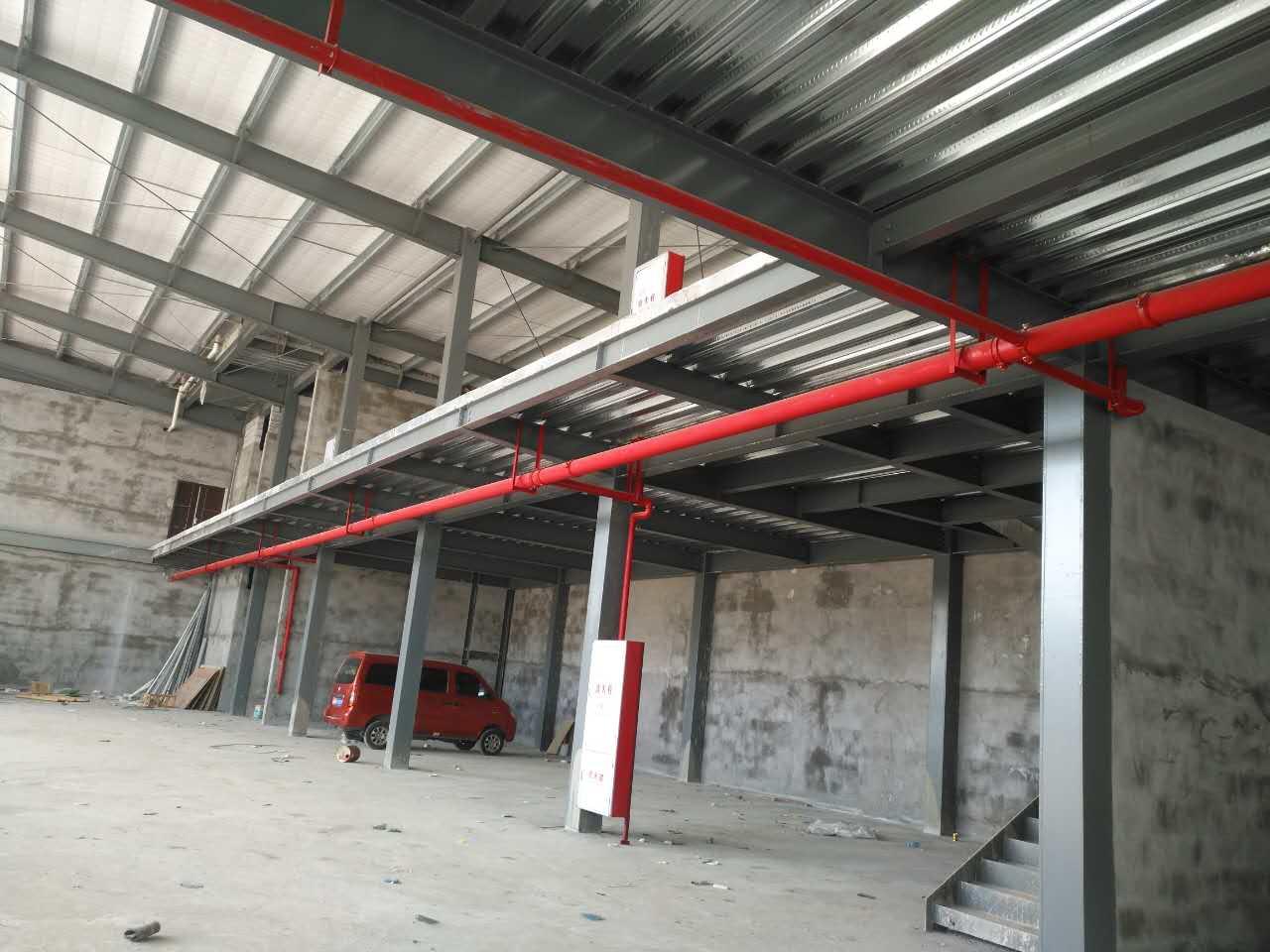 钢构厂房工程_福建可靠的钢构厂房施工
