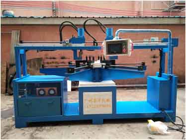 金属板材切割设备的制造商/风管机械价格