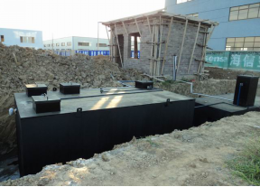 广西一体化地埋式污水处理装置|销量好的一体化地埋式污水处理装置哪里有卖