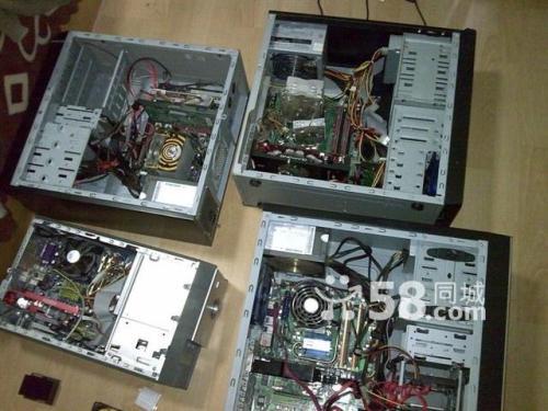 杨浦区回收旧电脑,二手电脑回收,硬盘资料销毁