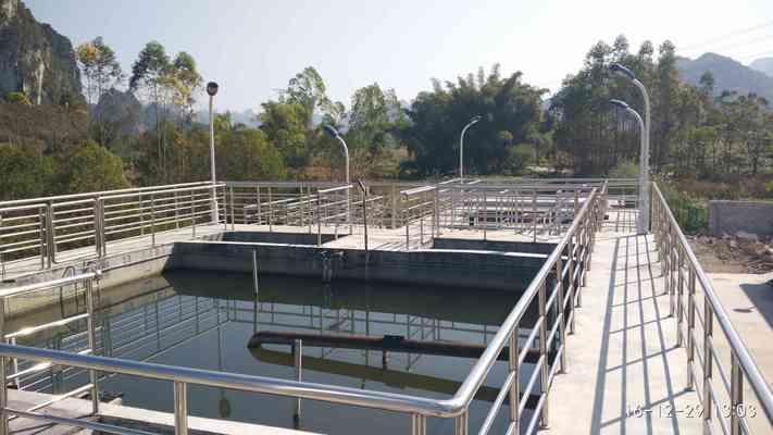 化工厂废水零排放森淼mbr一体化污水处理设备出水达到一级a