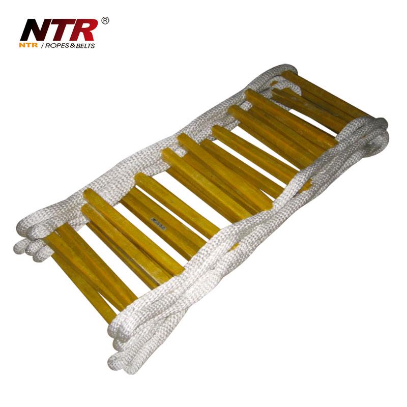 尼龙软梯(重型方管)