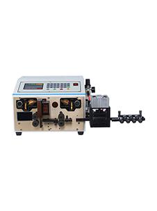 廣州950數控裁線機電源線廠家惠州雙頭剝線端子機
