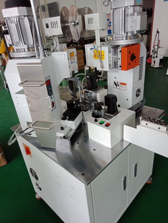 广州双头剥线端子机生产厂家 广州双头剥线端子机生产