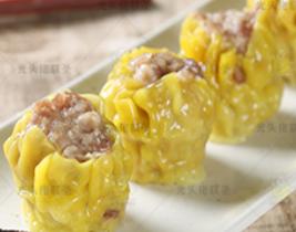 糯米糕哪里批发 广州可信赖的光头佬水晶饺加盟早餐店