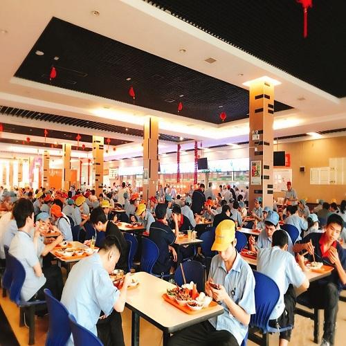 珠海金健民食堂承包