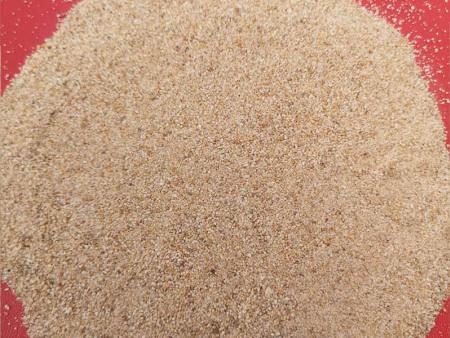 做玻璃用石英砂的含铁量要求高