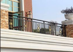 广州别墅阳台护栏效果图-信誉好的惠州阳台护栏厂商