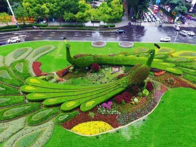 宿迁实惠的绿雕|个性园林绿雕定制