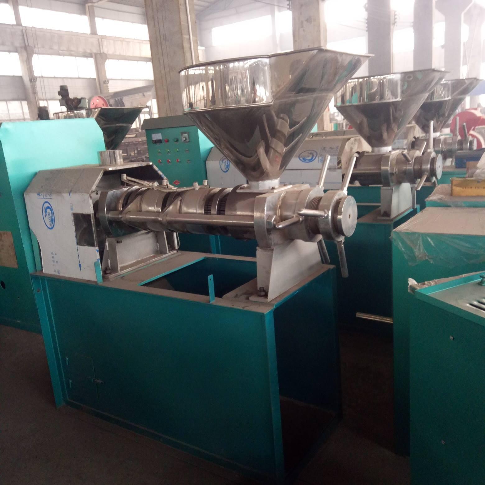 云南多功能螺旋榨油机-供应河南质量好的螺旋榨油机