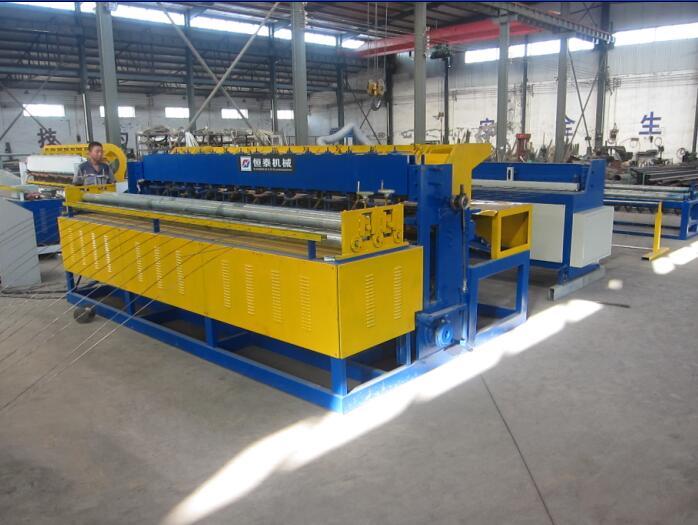 地暖網用排焊機加工-衡水哪里有供應耐用的地暖網片排焊機