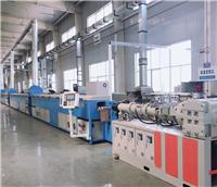 新创意机械设备公司提供品牌好的橡胶密封条挤出机|加工90橡胶密封条生产线