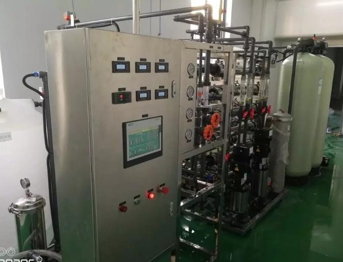 东莞工业纯水机|反渗透水处理设备生产厂家