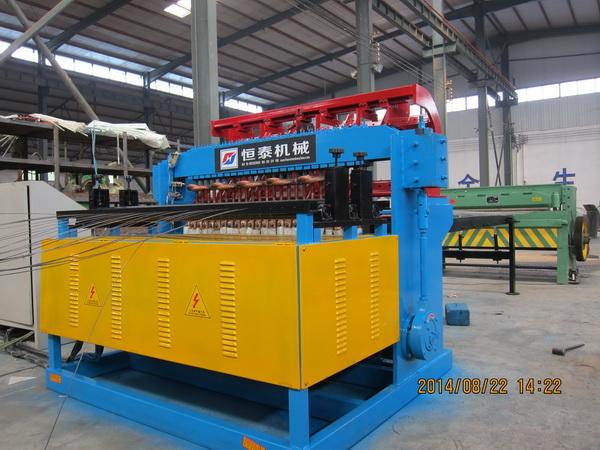 遼寧煤礦支護網排焊機|報價合理的煤礦支護網機,恒泰絲網機械傾力推薦