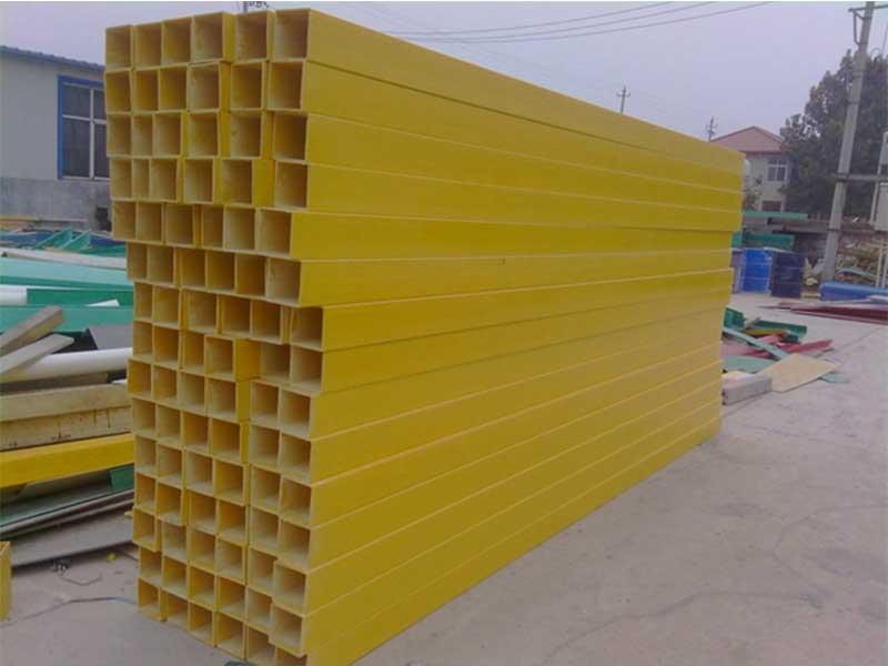 河北京玻璃钢方管批发可定制质量保证
