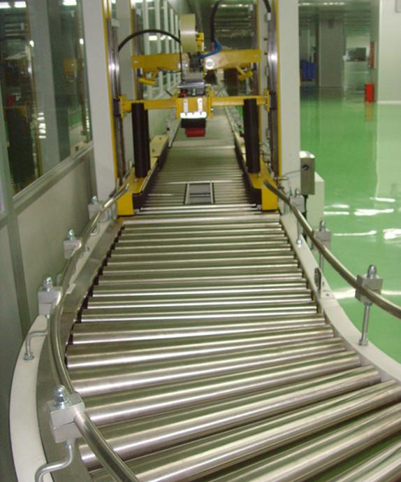南平滚筒输送机,信誉好的滚筒输送机供应商_宏宇翔机械设备
