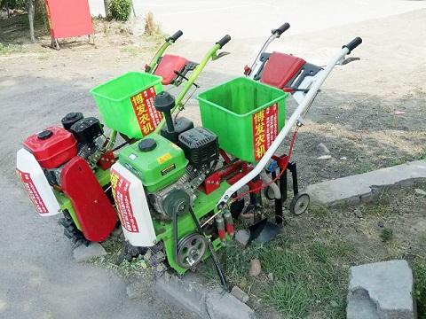 大姜一体化施肥机