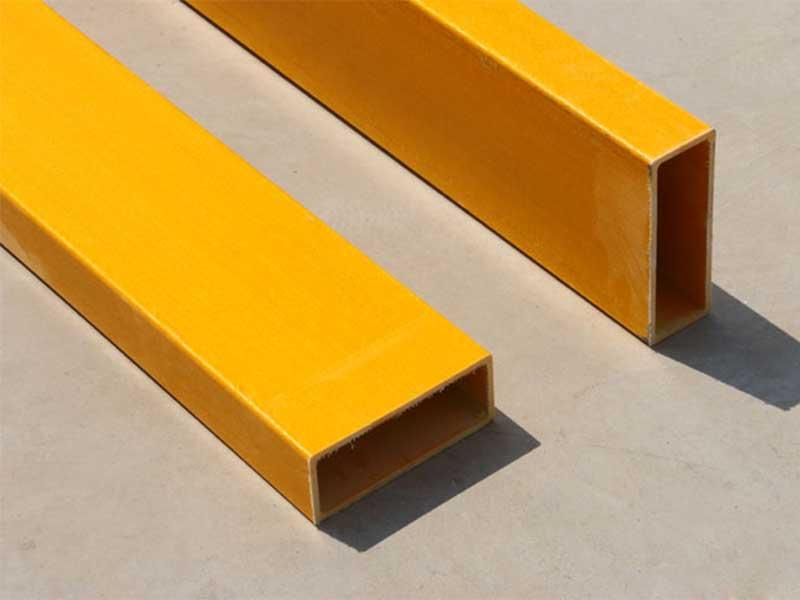 河北京玻璃钢方管批发定制质量保证