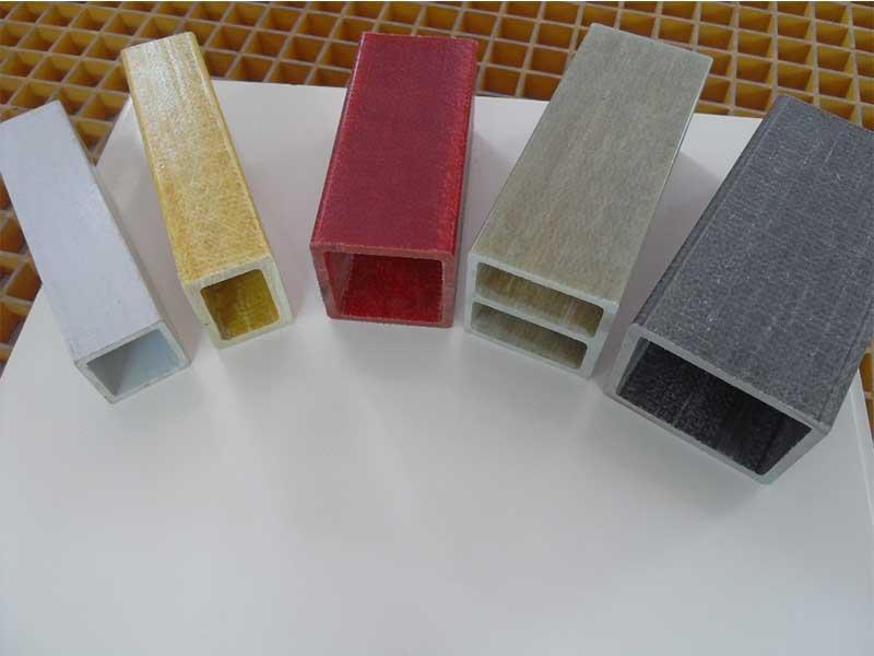河北京玻璃钢方管直销定制质量保证