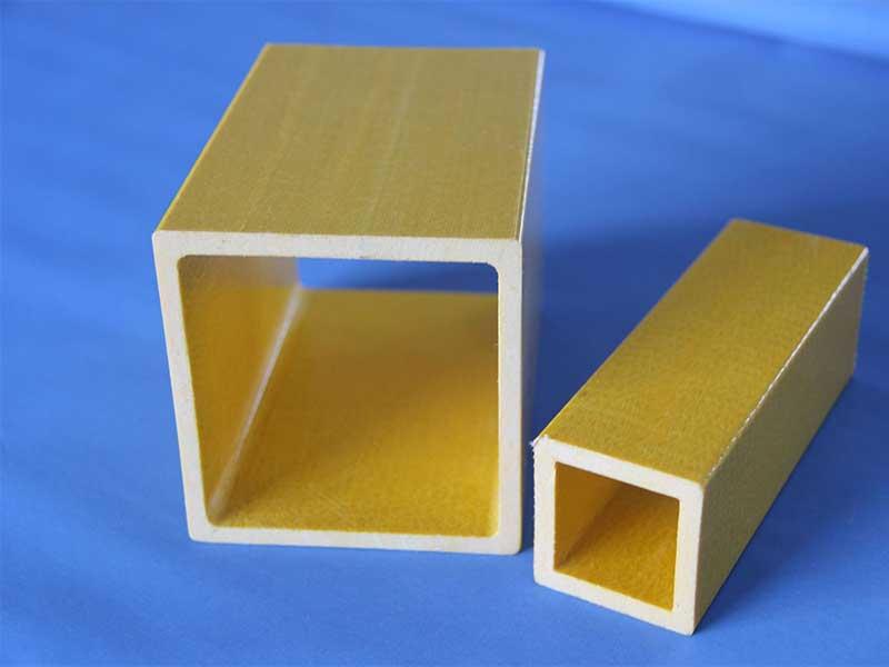 河北京玻璃钢方管直销可定制质量保证